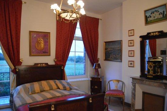 Chateau Du Mesnil : Chambre