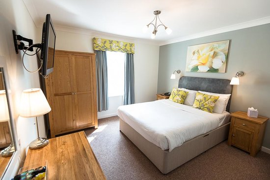 Bank House Hotel, Spa & Golf, BW Premier Collection: Double Bedroom