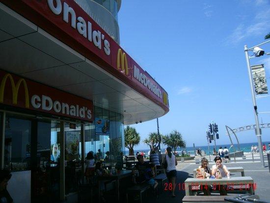 McDonald's: Facade