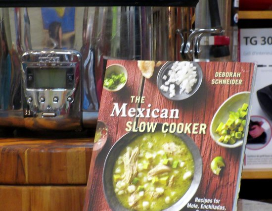 Nothing To It Culinary Center : Excellent Mexican Slow Cooker Class I Attended - Well Attended.  Very Good Class, Reno, Nevada