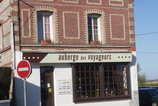 Goderville, Francia: auberge