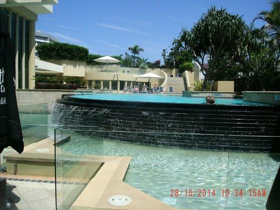 Mantra Legends Hotel: Pool