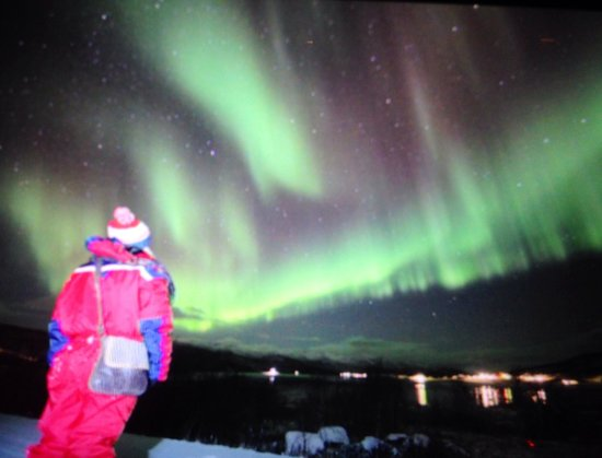 GuideGunnar: Amazing Aurora with Gunnar!