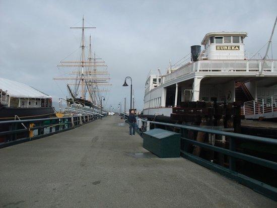 San Francisco Maritime Museum/Aquatic Park Bathhouse Building: Maritime Quay