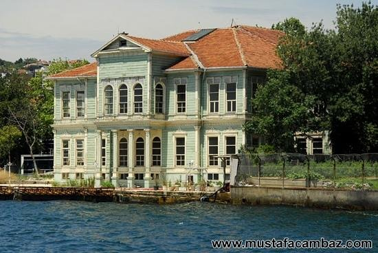 Hatice Sultan Waterfront Mansion (Istanbul, Turkey): Top ...
