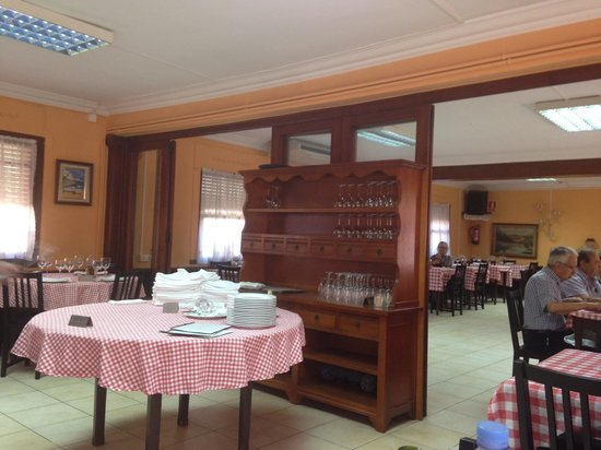 Sant Llorenc Savall, Tây Ban Nha: Comedor