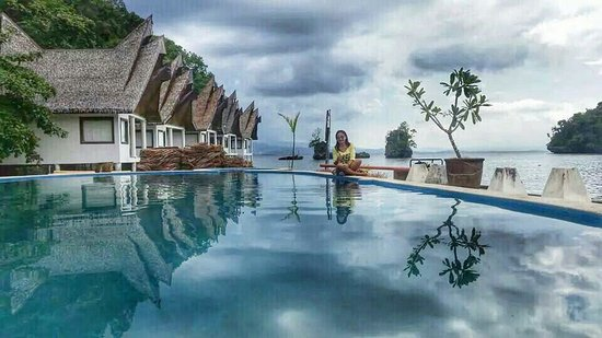 Club Tara Resort : breathtaking view of the resort