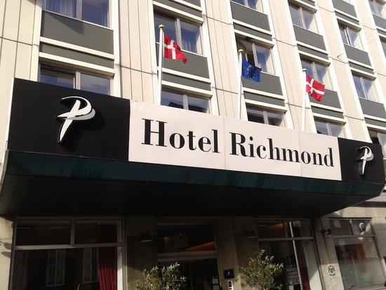 ProfilHotels Richmond Hotel: ingresso hotel