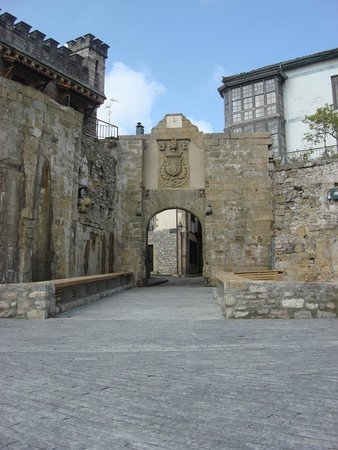 Calle Mayor de Hondarribia