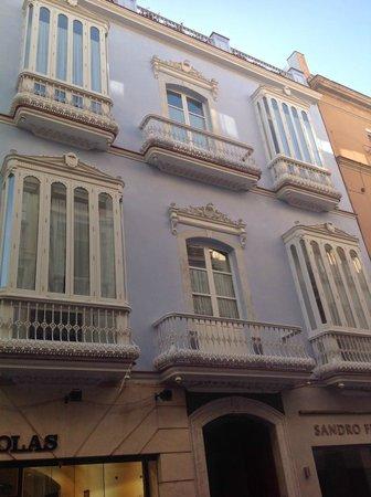 Casa Palacio Cadiz: Casa Palacio