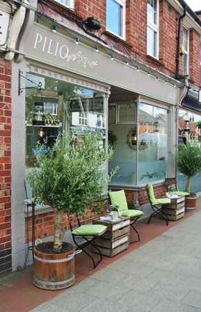 heathfield sussex restaurants