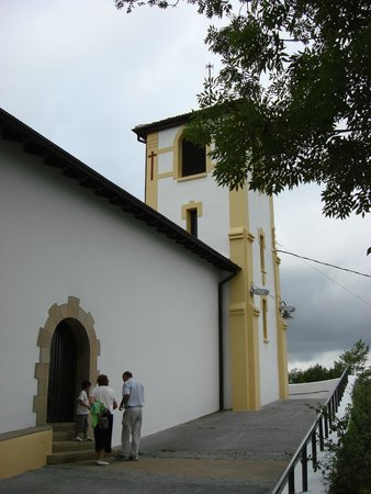 Ermita de San Marcial