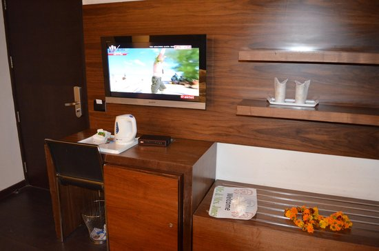 Sage Hotel: Room facilities Room 1008