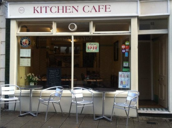 Cafe exterior - Picture of Kitchen Cafe, Brighton - TripAdvisor