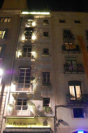 La Casa de les Lletres: appartementen