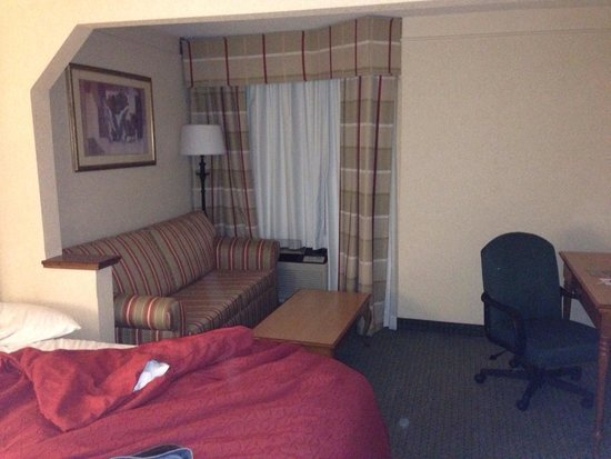 Country Inn & Suites by Radisson, Florence, SC: Comfortable room