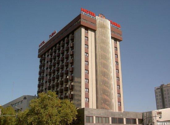 Hotel Turia, hoteles en Valencia