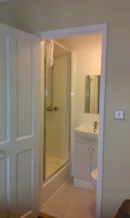Victoria Inn: baño