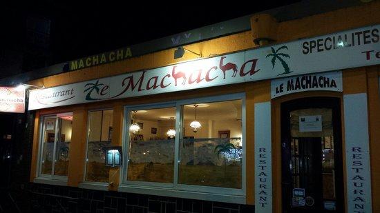 Le Machacha