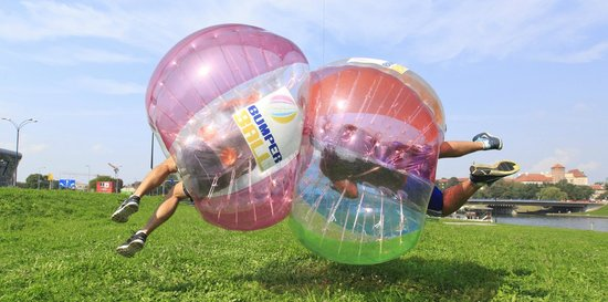 Bumper Ball Experiences - No. 1 Bubble Football in Krakow