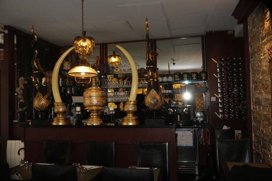 Restaurant thaïlandais Coco Tree\'s - 75017 PARIS. Le bar ...