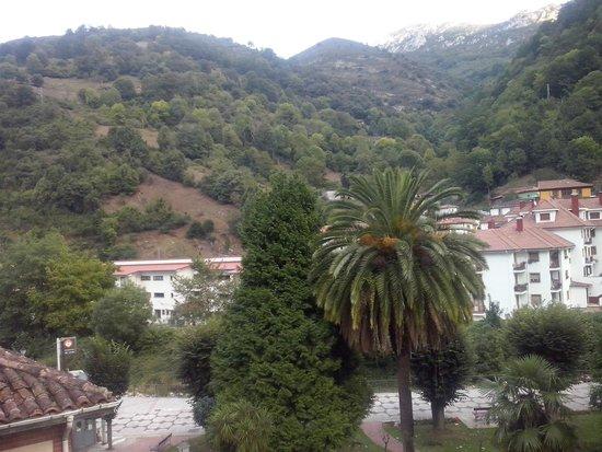 Gran Hotel Rural Cela: vista desde la habitación