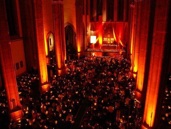 Trinitatiskirche Koln