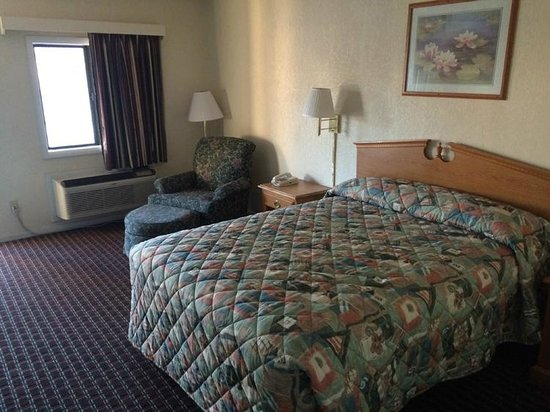 VIP Inn & Suites : Room