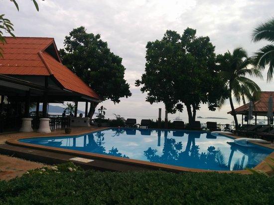 PGS Hotel Sandy Resort : Большой бассейн