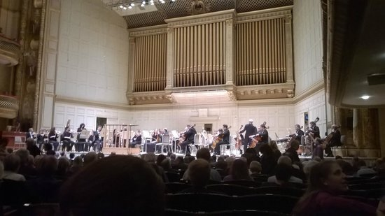 Boston Symphony Orchestra : The orchestra