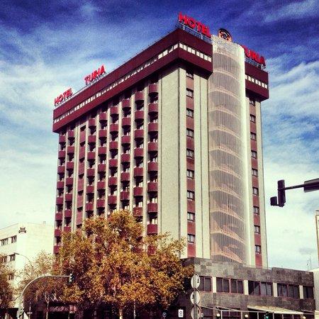Hotel Turia: VISTAS DEL HOTEL