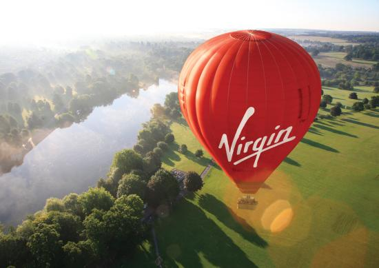 ‪Virgin Balloon Flights - Alton‬