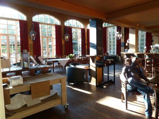 Bilderberg Residence Groot Heideborgh: ontbijt / diner ruimte