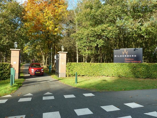 Bilderberg Residence Groot Heideborgh: gelegen midden in de bossen