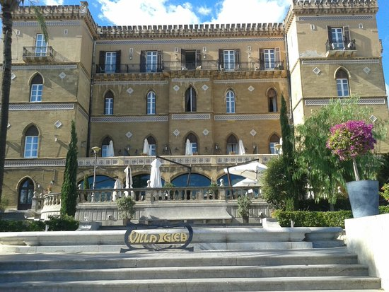 Tripadvisor Grand Hotel Villa Igiea Palermo Mgallery By Sofitel