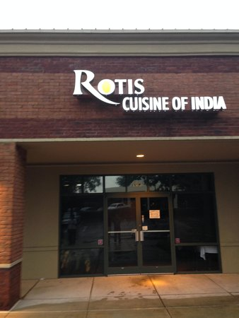 Rotis Cuisine of India