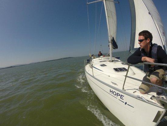 Solent Boat Charters & Training: Hope