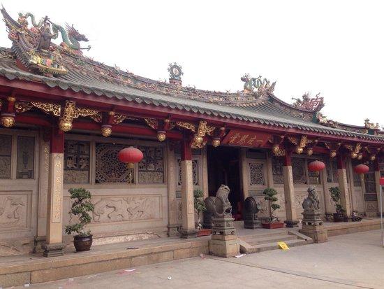 Quanzhou Longshan Temple: 安海龍山寺