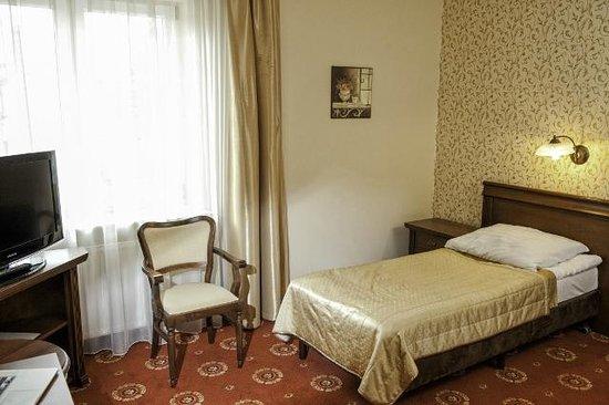 Hotel Arkadia Royal: pokój sgl