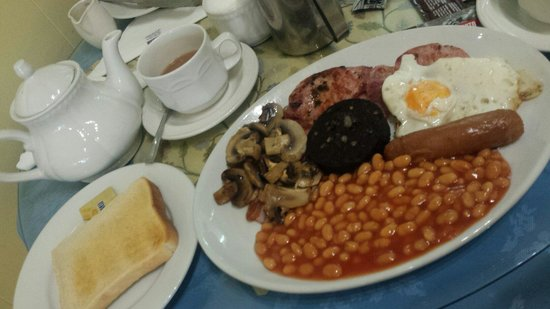 One of the best breakfasts I've had!