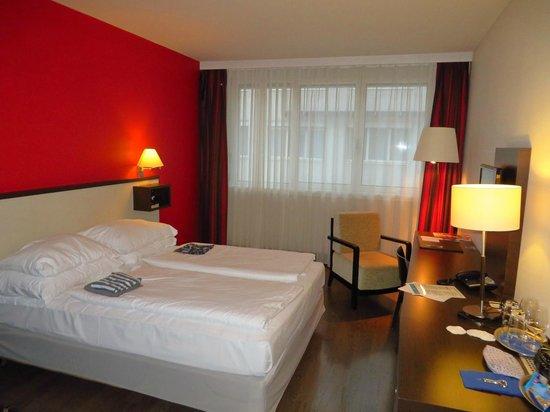 NH Wien City: Nuestra habitación