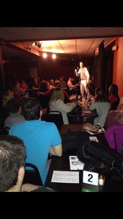 The Comedy Cellar at Mojo's Pub-n-Grill