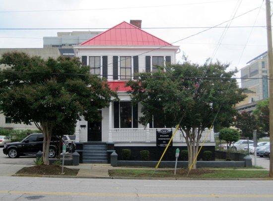 Nathaniel J. Frederick House