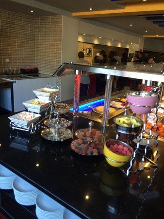 Gerzat, France: Buffet des bonbons