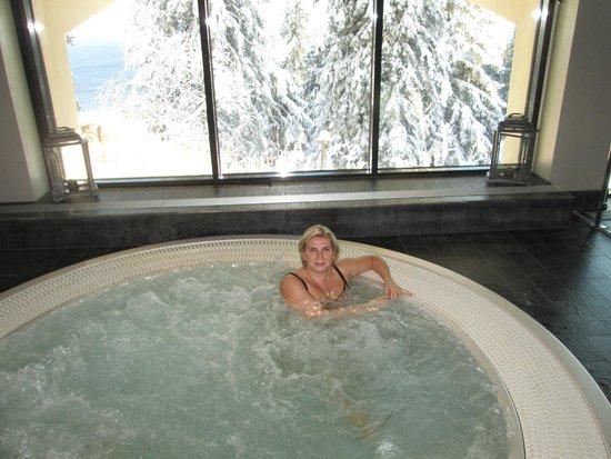 Break Sokos Hotel Koli: Джакузи в  спа