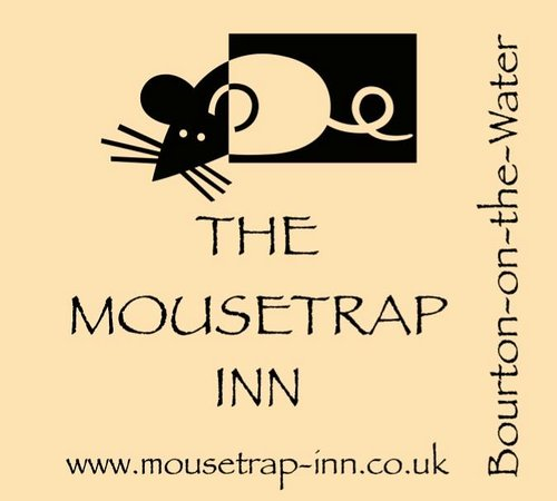 Mousetrap Inn: Mousetrap Logo