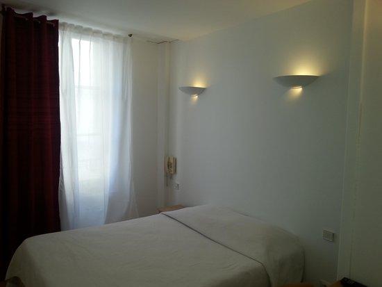 Hotel de L'Ours: Chambre rénovée