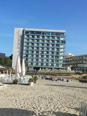 Son Moll Sentits Hotel & Spa: Außenansicht