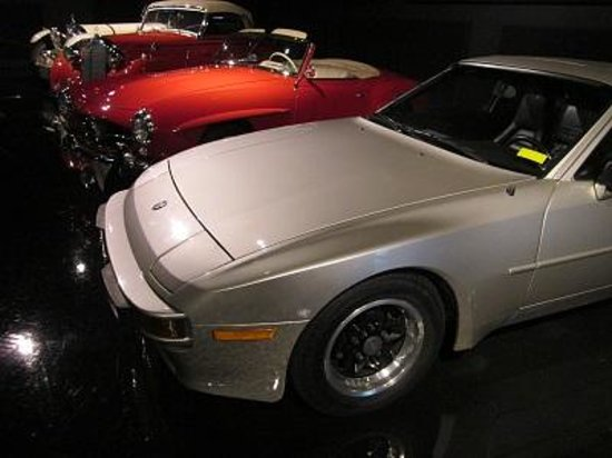 Kemp Auto Museum: Part of the Collection