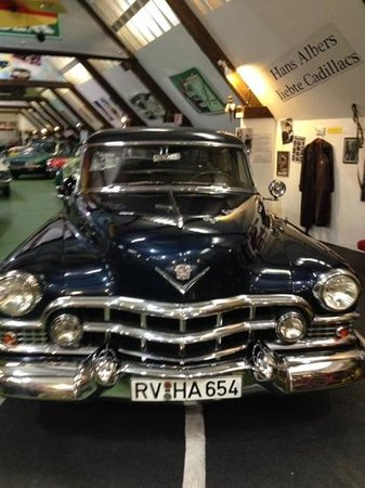 Automuseum Busch: Hans Albers' Cadillac